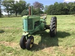1951 John Deere Model A 2WD Tractor