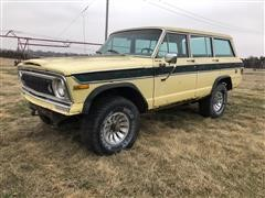 1977 Jeep Wagoneer SUV