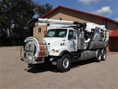 2004 Sterling L7500 T/A Vactor Hydro-Excavation Truck