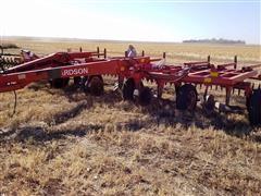 Richardson AE-4-25-8 5x5 Sweep Plow