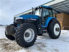 1994 Ford 8670 MFWD Tractor