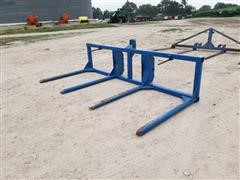 3-Pt Double Round Bale Mover
