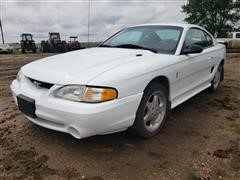 1995 Ford Mustang 2 Door Coupe
