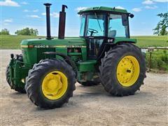 John Deere 4240 MFWD Tractor