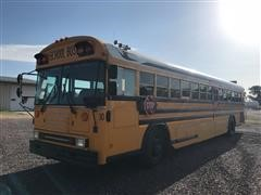 1998 Blue Bird School Bus
