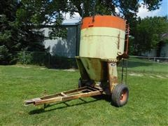 OMC Owatona 95 Converted Grinder Mixer Feed/Corn Burning Storage