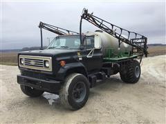 1983 Chevrolet C6500 Sprayer Truck