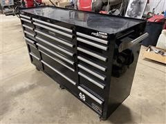 "Frontier 72"" Tool Box"