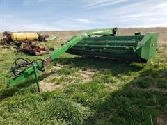 John Deere 1600 Hydro-Swing Windrower