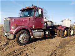 1987 White Conventional T/A Truck Tractor