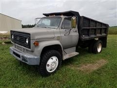 1976 Chevrolet C60 T/A Dump Truck