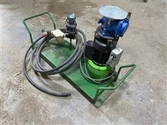 Pulsa 340 Chemigation Pump