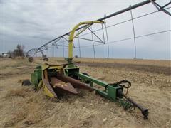John Deere 3960 Forage Harvester W/Pickup Head
