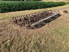 10' Spring-Tooth Harrow