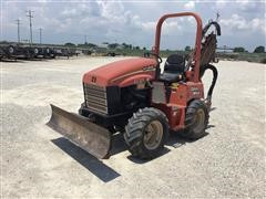 2012 DitchWitch RT45 Trencher