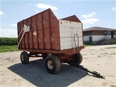 Dohrman Forage Wagon