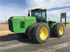 1994 John Deere 8770 4X4 Tractor