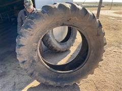Goodyear 18.4-38 Tires