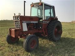 1976 International 1586 2WD Tractor