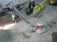 Clarke E-15 Floor Scrubber