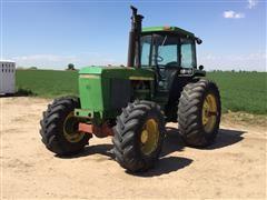 1984 John Deere 4450 MFWD Tractor