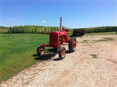 McCormick Farmall A 2WD Tractor