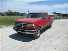 1997 Ford F250 Extended Cab Pickup