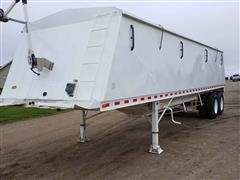 1996 Neville Custom T/A Grain Trailer
