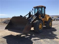 2001 JCB 426 Wheel Loader