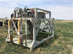 Cement Dust Hopper W/Scale System