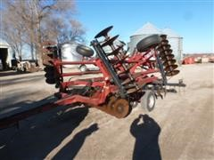 Case IH 496DH Disk With Harrows
