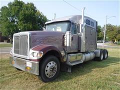 2001 International 9900iX T/A Truck Tractor