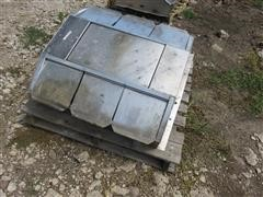 Smidley Stainless Steel Hog Waters