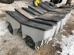 Case IH 1230 Early Riser Seed Boxes