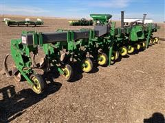 "John Deere 885 12 Row Cultivator On Mead 1/2"" Bar"