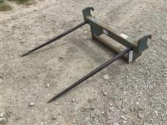 Worksaver GLB 3000 Front Loader Bale Spear