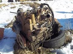 Cat 3126 Diesel Motor