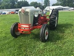 1953 Ford Golden Jubilee 2WD Tractor