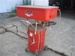 Clarke Pneumatic/Fluid Parts Washer