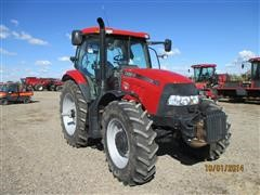 2013 Case IH Maxxum 125 Tractor