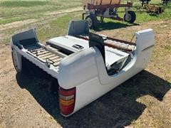 2002 GMC Short Box Pickup Box