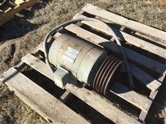 General Electric 5K215AN214 10 HP Motor