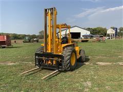 Allis-Chalmers 706B Rough Terrain Forklift