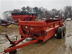 New Holland 195 T/A Manure Spreader