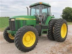 1997 John Deere 7810 MFWD Tractor