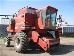 1983 Case International 1480 Combine