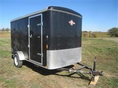2013 Carry On Enclosed Cargo Trailer