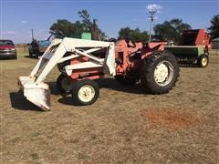 1969 Allis-Chalmers 170 2WD Tractor