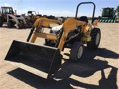 Cub Cadet Compact Utility Diesel Tractor W/Loader