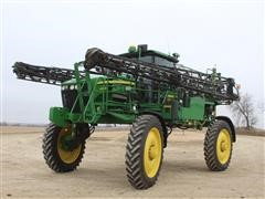 2013 John Deere 4830 AWD Self-Propelled Sprayer